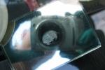 Замърсена люспа върху Mercedes - 2