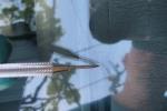 Замърсена люспа върху Mercedes - 6
